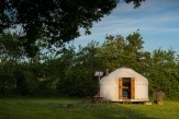 Glamping holidays in Kent, South East England - Little Halden Farm