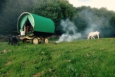 Glamping holidays in the Lake District, Cumbria, Northern England - Wanderlusts Gypsy Caravans