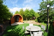 Glamping holidays in Leicestershire, Central England - Eye Kettleby Lakes