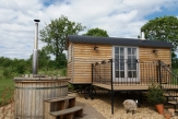 Glamping holidays in Leicestershire, Central England - Fair Farm Hideaway