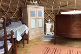 Glamping holidays in Lincolnshire, Central England - Beech Cottage Yurts