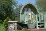 Glamping holidays in Lincolnshire, Central England - The Three Horseshoes