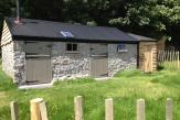 Glamping holidays near Snowdonia, North Wales - Mountain Lodge