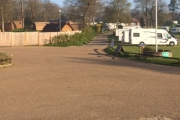 Glamping holidays in Norfolk, Eastern England - Forest Park