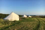 Glamping holidays in North Cornwall, South West England - Soul Camping