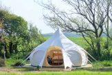 Glamping holidays in North Devon, South West England - Cheglinch Farm