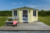 Glamping holidays in North Devon, South West England - Coastal Cabins