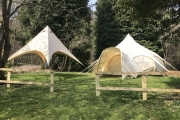 Glamping holidays in North Yorkshire, Northern England - Alum House Littlebeck