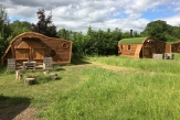 Glamping holidays in North Yorkshire, Northern England - Baxby Manor Hideaway