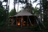 Glamping holidays in North Yorkshire, Northern England - Jollydays Glamping