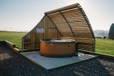 Glamping holidays in North Yorkshire, Northern England - Sedgewell Barn Wigwams