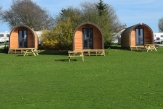 Glamping holidays in North Yorkshire, Northern England - Stackstead Farm