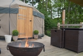 Glamping holidays in North Yorkshire, Northern England - The Wensleydale Experience
