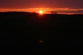 Glamping holidays near Berwick-upon-Tweed in Northumberland, Northern England - The Harvest Shepherds Hut