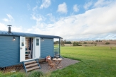 Glamping holidays in Northumberland, Northern England - Westfield House Farm