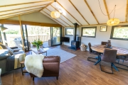 Glamping holidays in Nottinghamshire, Central England - Birdholme Glamping