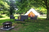 Glamping holidays in Oxfordshire, South East England - Oxford Riverside Glamping