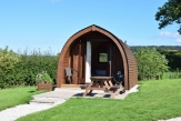 Glamping holidays in the Peak District, Derbyshire, Central England - Peak Pods