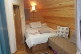 Glamping holidays near the Peak District, Derbyshire, Central England - Slate House Farm Pods