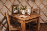 Glamping holidays in Peak District, Staffordshire, Central England - Secret Cloud House Holidays