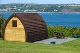 Glamping holidays in Pembrokeshire, South Wales - Fishguard Bay Resort