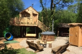 Glamping holidays in Pembrokeshire, South Wales - Florence Springs Glamping Village