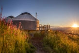 Glamping holidays in Perthshire, Northern Scotland - Alexander House