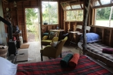 Glamping holidays in Perthshire, Northern Scotland - Bamff Estate Glamping
