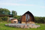 Glamping holidays in Powys, Mid Wales - Wigwam Holidays Builth Wells