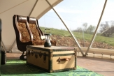 Glamping holidays in Rutland, Central England - In The Stix
