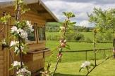 Glamping holidays in Shropshire, Central England - Barnutopia