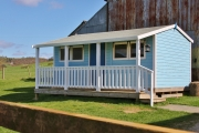 Glamping holidays in Shropshire, Central England - Barnutopia