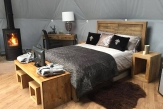 Glamping holidays in Shropshire, Central England - Woodland Escapes