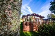 Glamping holidays near Snowdonia, North Wales - Coed Helen Holiday Park