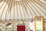 Glamping holidays in Somerset, South West England - Lower Coxbridge House