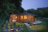 Glamping holidays in Somerset, South West England - The Yurt Retreat
