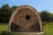 Glamping holidays in Somerset, South West England - Wall Eden Holidays
