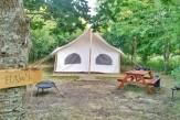 Glamping holidays in Somerset, South West England  - Woodland Escape