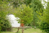 Glamping holidays in Somerset, South West England - Yeabridge Farm Hideaway