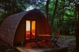 Glamping holidays in Suffolk, Eastern England - West Stow Pods