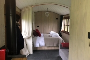 Glamping holidays in Suffolk, Eastern England - Wantisden Park