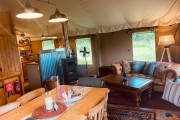 Glamping holidays in Warwickshire, Central England - Meadow Field Luxury Glamping