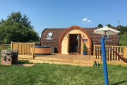 Glamping holidays in Warwickshire, Central England - Wootton Park
