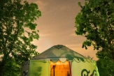 Glamping holidays in West Sussex, South East England - Plush Tents