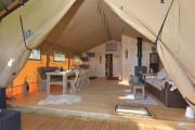 Glamping holidays in Worcestershire, Central England - Stone Farm Rural Escapes